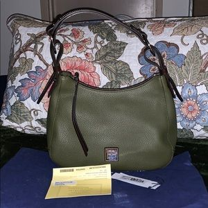"Dooney & Bourke ""Riley"" hobo"
